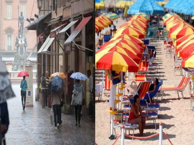 Ombrello o ombrellone? Pazza estate: ecco l'annuncio degli esperti. Stravolgimenti continui: cosa ci aspetta