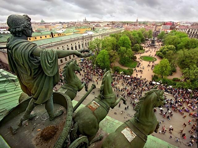 Arte, musica e folklore: la Russia si svela a Bergamo
