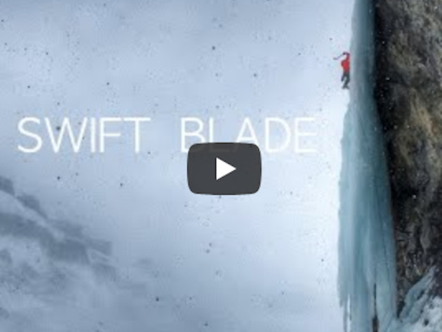"""VIDEO. """"Swift Blade"""" – steadfast in the Canadian Winter"""