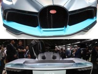 Bugatti e Aston Martin a confronto