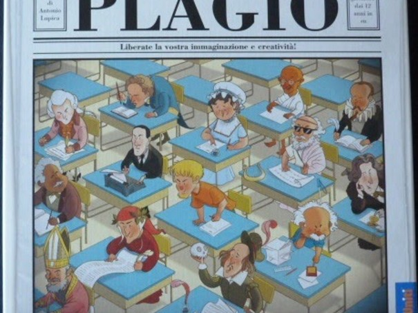 [Party Game] Plagio