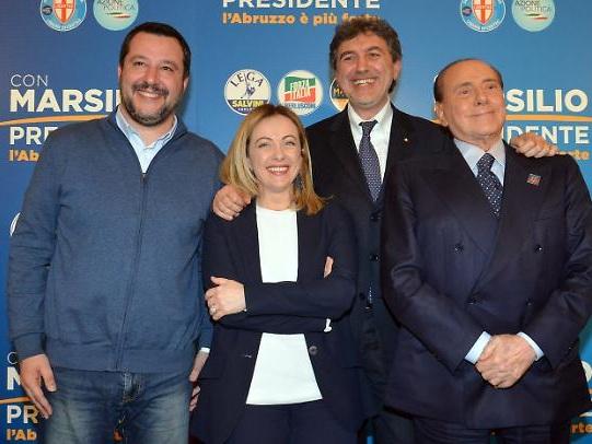 Regionali in Abruzzo, vittoria schiacciante del centrodestra. Lega primo partito, M5s tracollo spaventoso