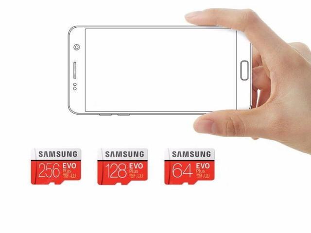 Samsung EVO Plus U3 Class 10 64-128-256GB miglior prezzo da 15 euro spedite