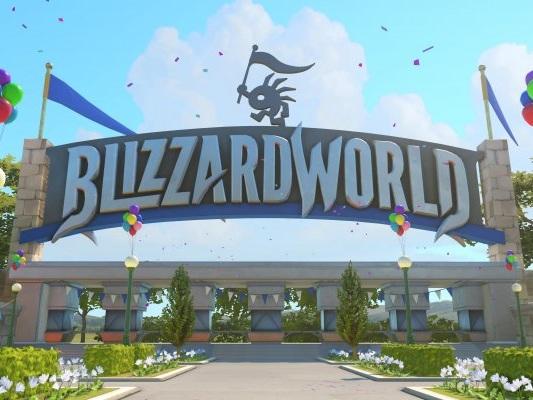 La mappa Blizzard World di Overwatch arriva il 23 gennaio - Notizia - PC