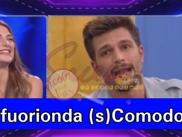 'Grande Fratello Vip' Il fuorionda di Andrea Zelletta dopo la provocazione del 'comodino' di Franceska Pepe