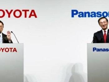 Toyota Motor, Panasonic e chi altri per lo sviluppo di battery pack standardizzati? E con chi per le auto elettriche pure?