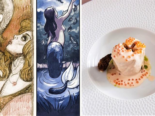 Food&Comics al Turin Palace Hotel: quando il cibo ispira la narrazione