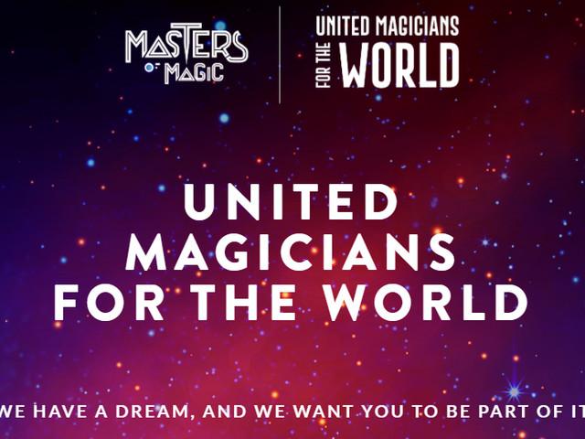 100 Ore di Magia da Masters of Magic!!! #MAGICNEVERSTOPS
