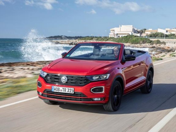 PRIMO CONTATTO : Volkswagen T-ROC Cabrio