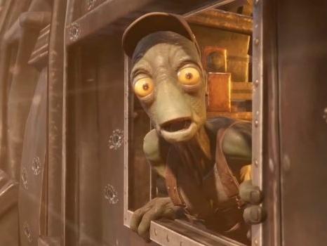 Primo trailer di Oddworld Soulstorm con gameplay: la serie cult torna solo nel 2020