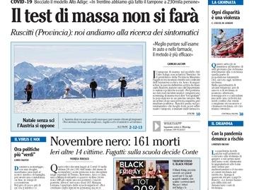Le Regioni a Roma: 20 miliardi di perdite con lo stop allo sci «In tal caso ristori immediati»