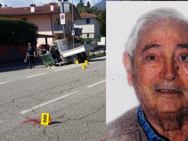 Schio, schianto auto-Ape: morto 81enne