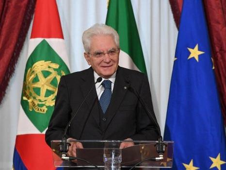"""Mattarella all'Ue: """"Rivedere il patto di stabilità"""""""