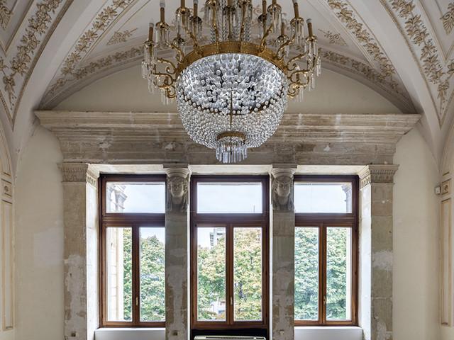 Teatro di Messina: al via restyling del foyer