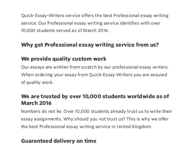 Create My best Essay – Master Personalized Paperwork Making Services