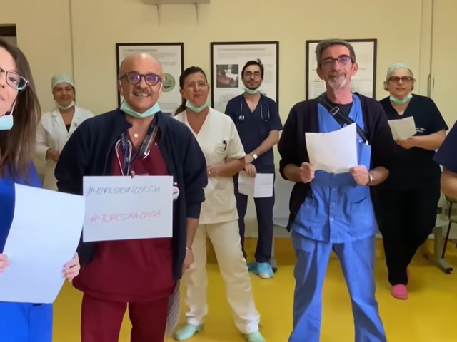 """Mogol riscrive """"Il mio canto libero"""": ecco l'inno dei medici contro il coronavirus"""