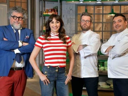 Senti chi mangia: Benedetta Parodi lancia un nuovo cooking show su La7
