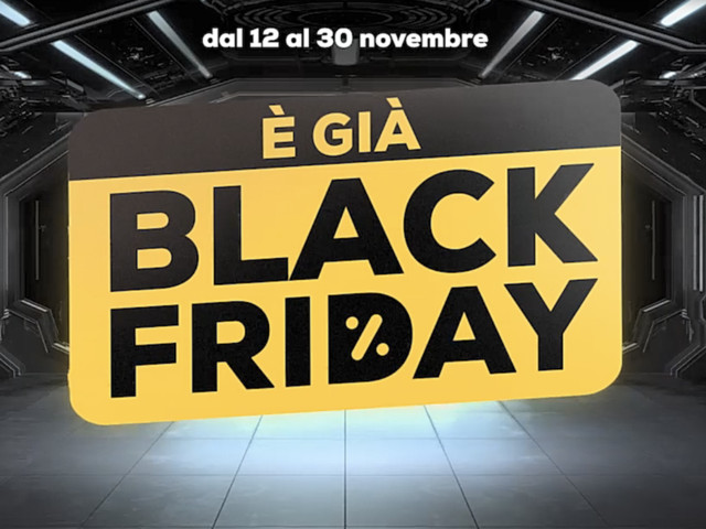 "OFFERTE VOLANTINO EURONICS ""E' GIA' BLACK FRIDAY"" – FINO AL 30 Novembre 2020"