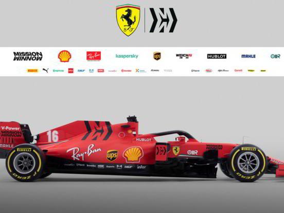 Ferrari SF1000: l'analisi delle novità per il 2020