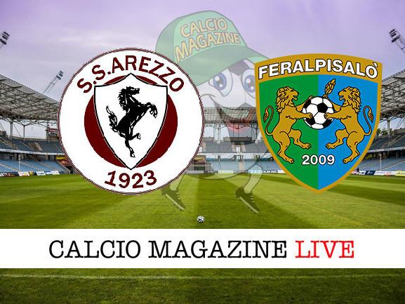 Arezzo – Feralpisalò: diretta live, risultato in tempo reale