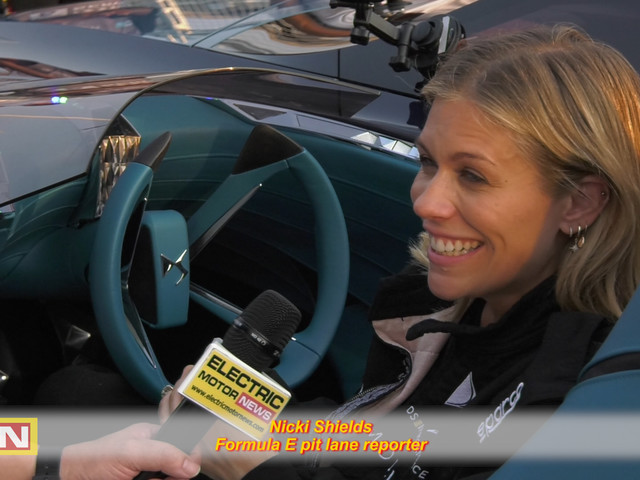 Le interviste del venerdì pomeriggio dal Sanya E-Prix di Formula E