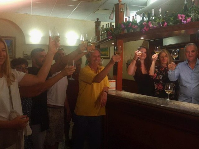 Superenalotto, festa grande al bar Marino di Lodi dove è stato giocata la schedina da 209 milioni