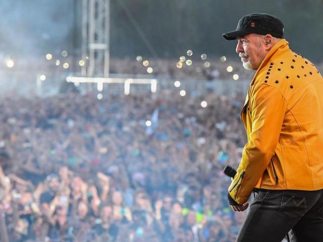 "Vasco Rossi: gli stadi del VascoNonStop Live e il film ""Modena Park No Limit"""