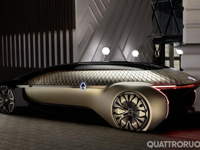 Renault - Ez-Ultimo, lauto robot diventa oggetto di lusso - VIDEO
