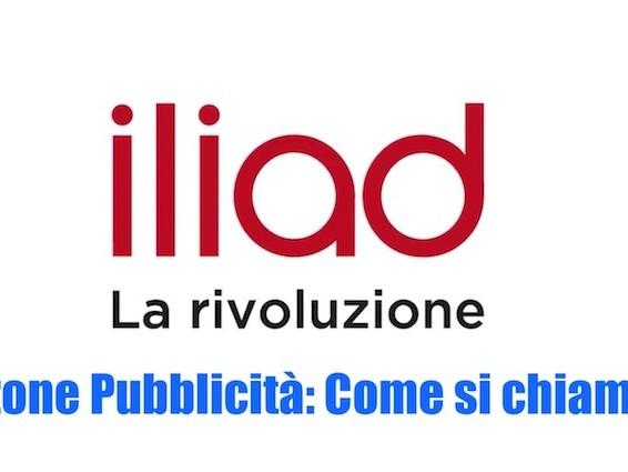 Iliad 2018: Canzone Pubblicità, Video Spot e Musica
