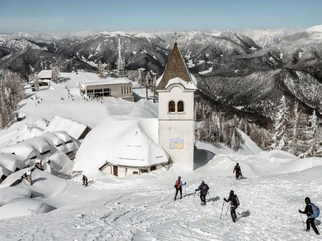 Friuli Venezia Giulia: sciare alla grande a piccoli prezzi