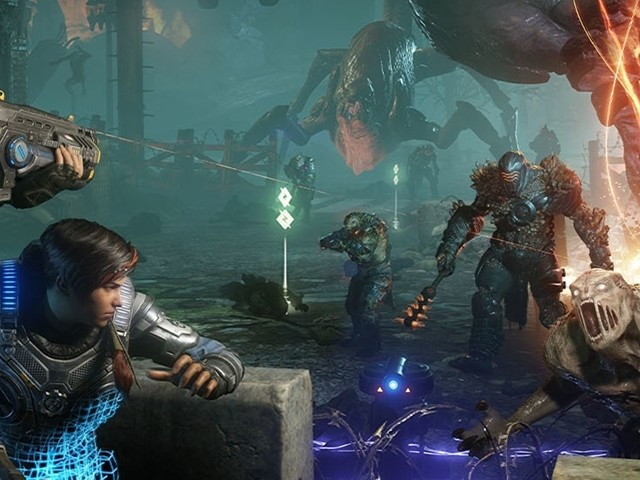 Gears 5 ha venduto meglio di Gears 4 nonostante sia disponibile su Xbox Game Pass