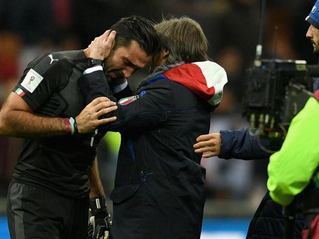 Ricorderemo questa settimana anche per le lacrime di Buffon
