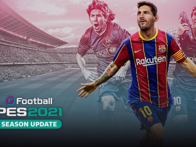 eFootball PES 2021 si aggiorna con il Data Pack 3: tante novità per Serie A e Serie B