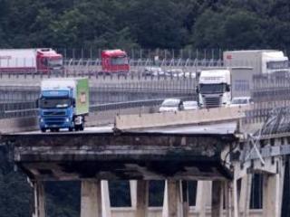 """Crollo Ponte Morandi, Baccini: """"Una tragedia annunciata"""""""