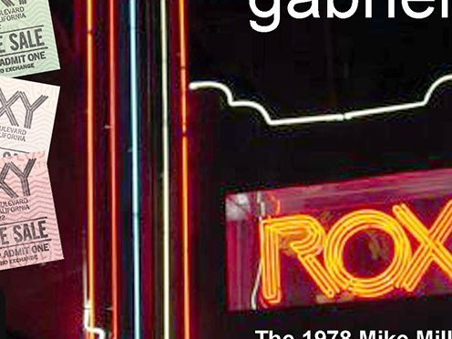 Free Download: PETER GABRIEL - West Hollywood, The Roxy, 30 Sep - 1 Oct 1978