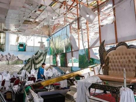 Kabul, attentato durante un matrimonio: 63 morti e 182 feriti
