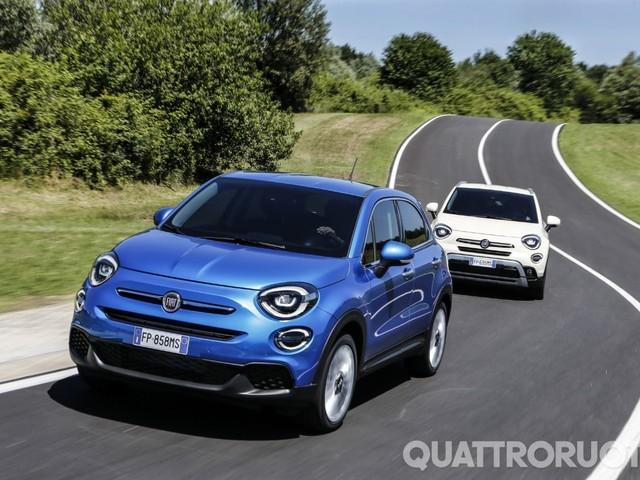 Fiat 500X - Con il facelift diventa più tecnologica ed efficiente