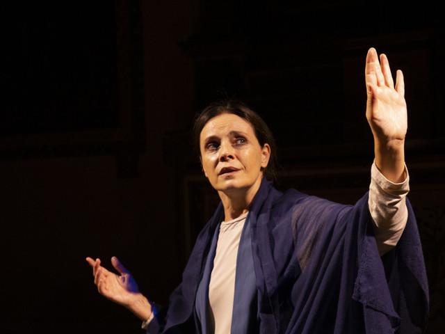 Galatea Ranzi e la versione laica e poetica della natività