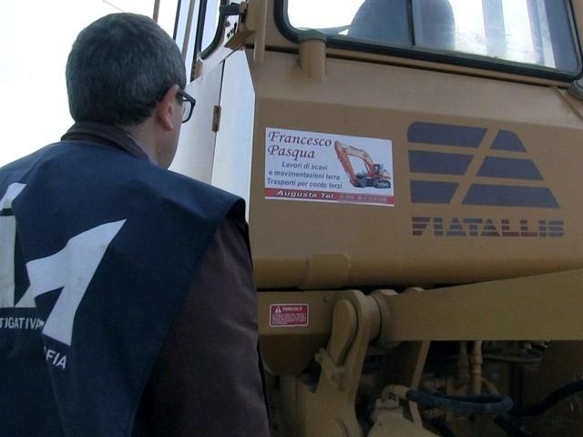 Siracusa: confisca per 1,3 milioni ad imprenditore di Augusta [FOTO]