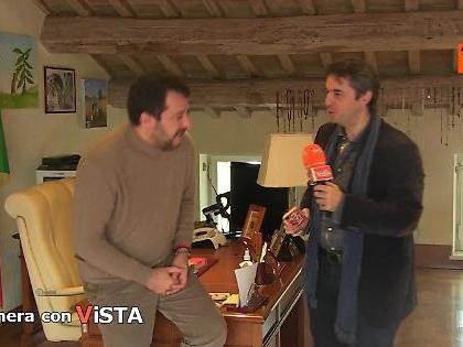 """Il fantastico mondo di Salvini: """"Camera con Vista"""", il meglio della settimana politica"""