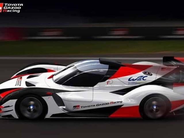 Toyota - La GR Super Sport sarà la hypercar per il WEC