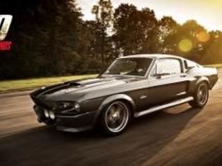 Fuori in 60 secondi: all'asta la Mustang tributo di Nicholas Cage