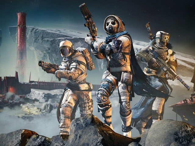 Nuove immagini della Luna di Destiny 2 Shadowkeep: annunciato il peso dell'espansione