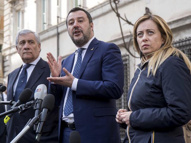 """Il centrodestra al contrattacco: """"Dpcm di Conte passi in Parlamento"""""""