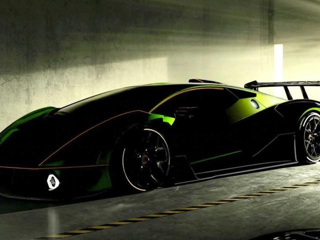 Lamborghini SCV12: la presentazione dell'hypercar è sempre più vicina