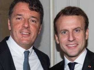 Ora Macron divide il Pd: schermaglie tra Renzi e Zingaretti