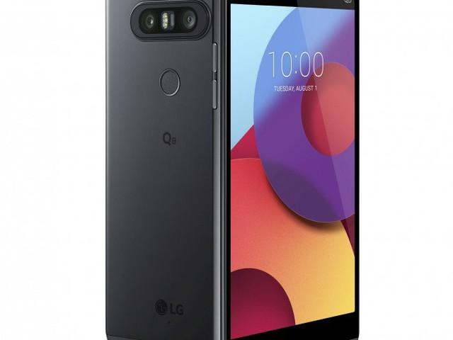 LG Q8 ufficiale: doppia fotocamera, doppio schermo, S820, 4GB di RAM | Prezzo 599€