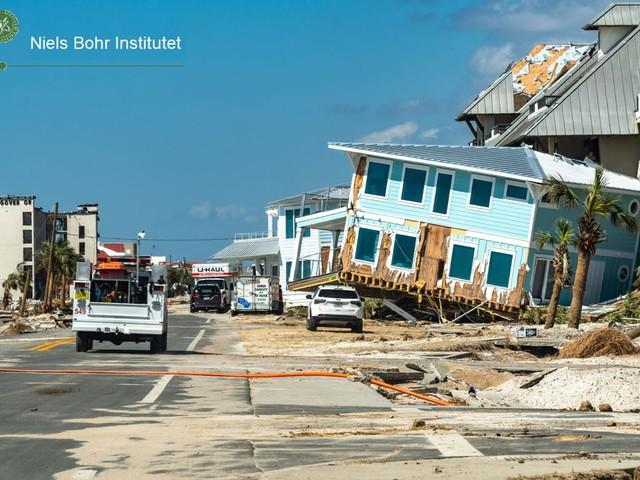Negli Usa la frequenza degli uragani è aumentata del 330% e sono diventati più grandi, più forti e più distruttivi
