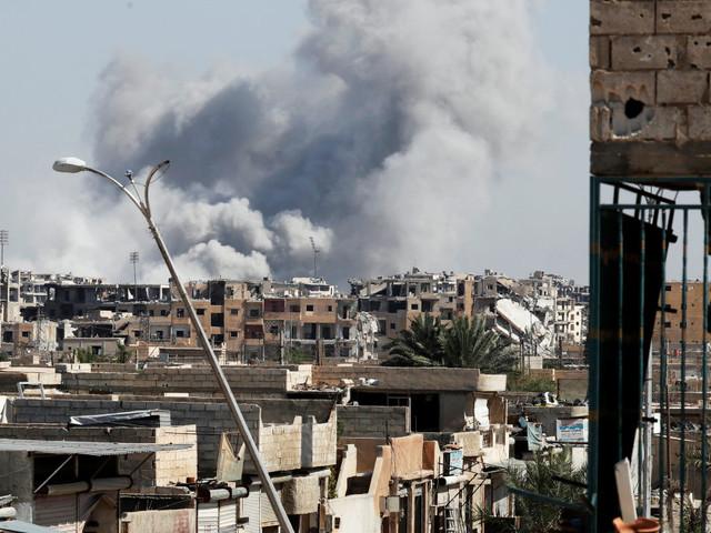 A Raqqa la fine e il nuovo inizio per l'Isis 2.0
