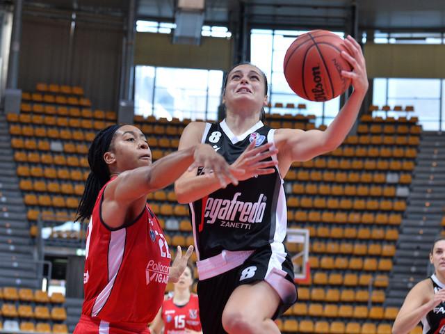 Basket femminile, Serie A1 2019-2020: Schio batte in rimonta la Geas, crolla Broni